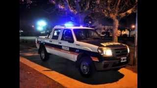 Sirena de la Policia de Argentina (Sonido) Kingvox SPMX