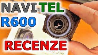 Recenze kamera do auta Navitel R600 | DVR FULL HD | review | Dash Cam