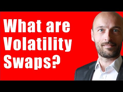 What Are Volatility Swaps? Financial Derivatives - Trading Volatility