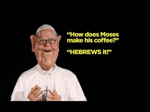 Totes Dope Pope Jokes