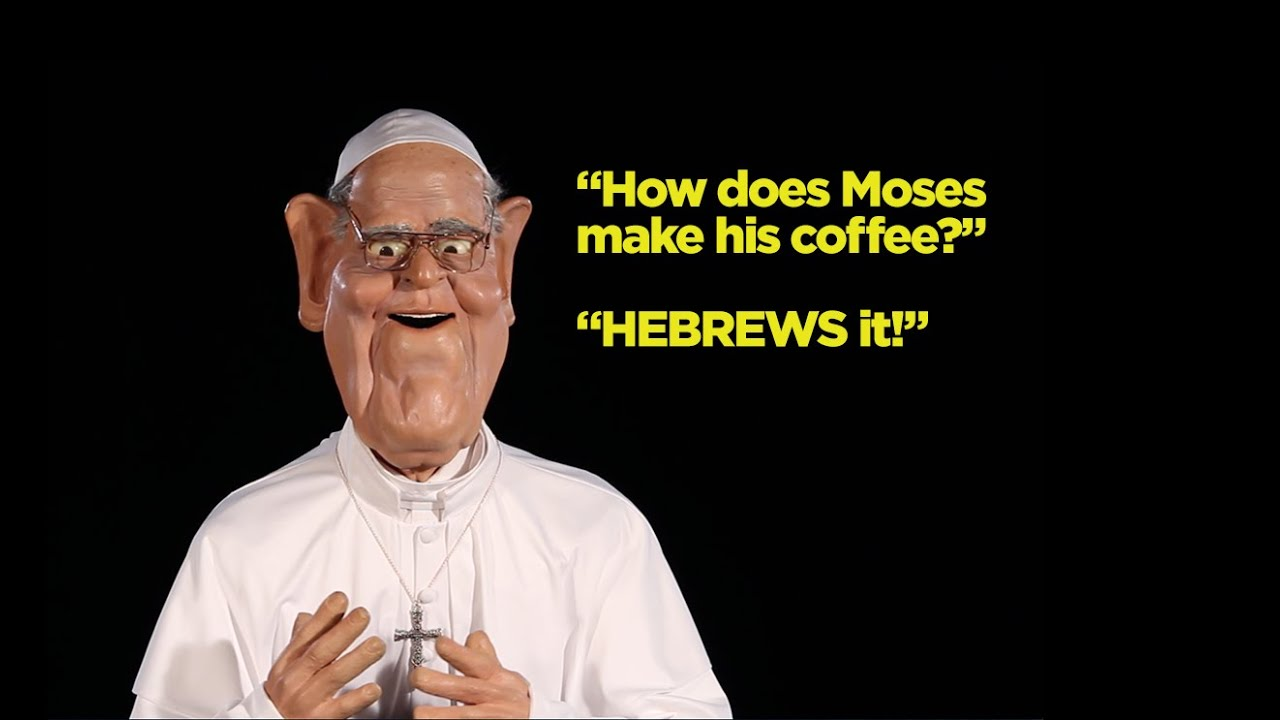 Image result for pope jokes