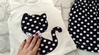 Костюм для девочки Кошка