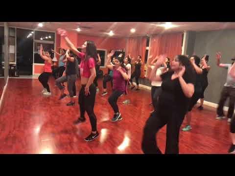 Despacito Bhangra Remix Dance Fitness #DIFIT