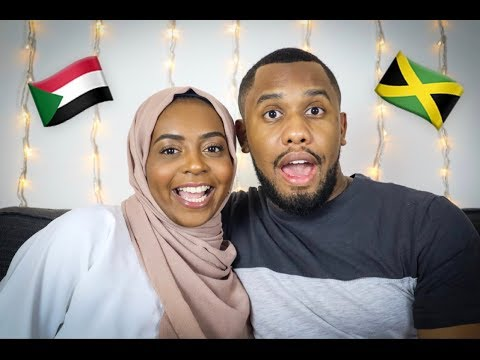 GET TO KNOW US TAG || Jibril & Alaa