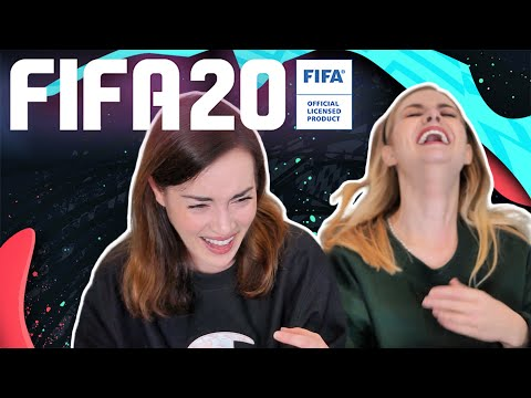 FIFA 20 - Proof Girls Play Better