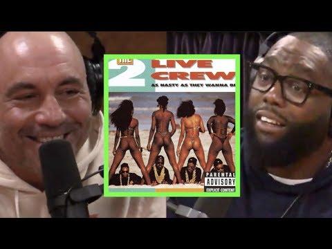 2 Live Crew Gave Killer Mike an Appreciation for the First Amendment | Joe Rogan