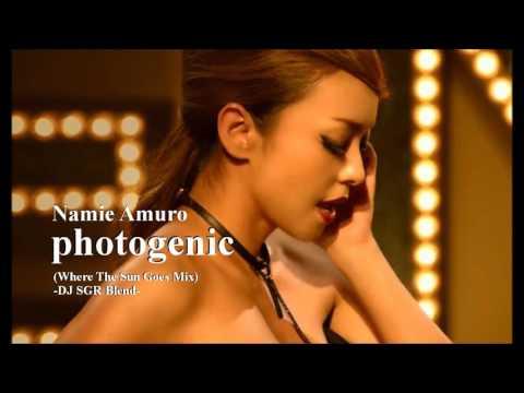 Namie Amuro - Photogenic (Where The Sun Goes Mix) - DJ SGR Blend