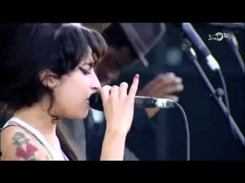 Amy Winehouse - Back To Black (Live at Isle of Wight)