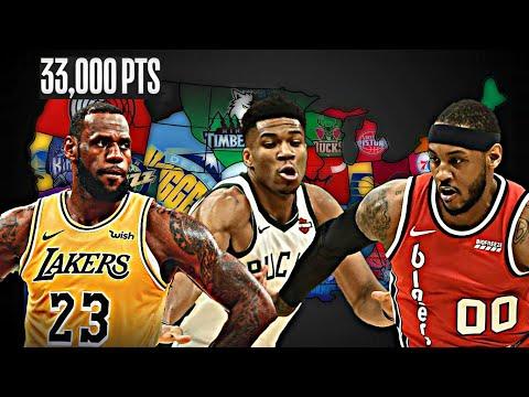 Еженедельный обзор НБА сезон 2019-20: неделя 6