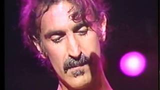 Frank zappa - does humor belong in music 1984 - dancing fool & whippin post.