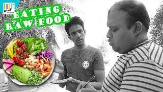 #EatingRawFood , #GoOrganic ||Short  Comedy Video ||Comedy Shortfilm||WF