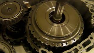 ДОКЛАДНА ЗБІРКА АКПП 09G (TF60SN) від VW passat B6. Частина 2