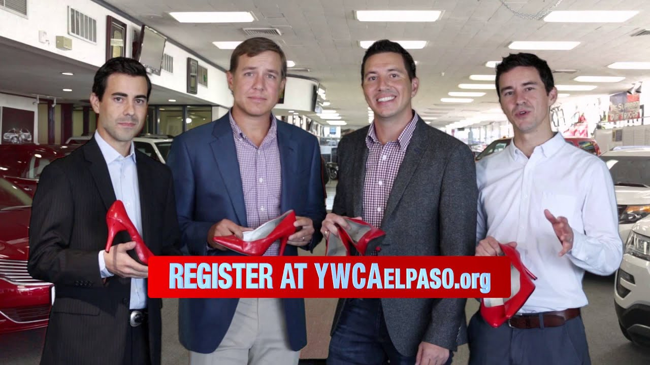 Casa Ford El Paso >> Walk A Mile With Casa Ford Youtube
