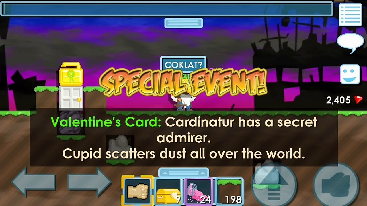 You can recieve unlimited amount of monthly event bundle for growtopia. Growtopia Valentine Events!! Break 10 GoldenBootyChest! - YouTube