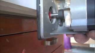 Install Work Bench Top's Wood EDGE Band CAP / part 4