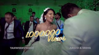 The best wedding surprise ever for Arezo by Sediq & Forsen Dabke