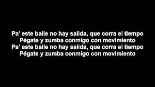 Don Omar - Zumba con letra