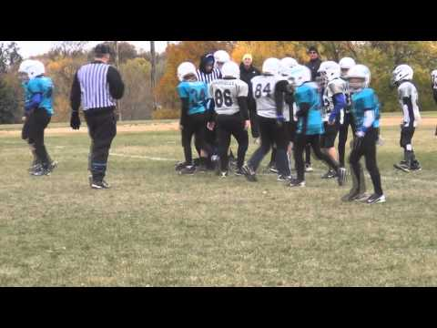 2012 Football Playoffgame 2  Highlights