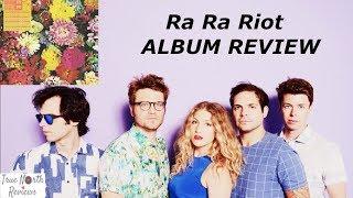 Ra Ra Riot - Superbloom REVIEW