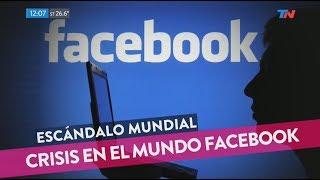 Crisis en Facebook