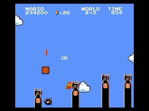 8 Level Super Mario Bros. Frustration TAS In 6:31.94 By Sprocket2005