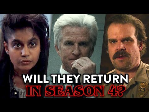 Stranger Things Season 4 Theories That Have To Be True