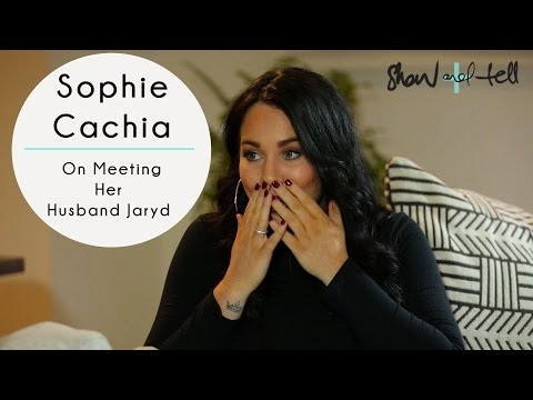 Sophie Cachia aka The Young Mummy: On Meeting Her Husband Jaryd