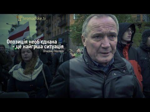 Владімір Нєкляєв: Опозиція необ'єднана – це найгірша ситуація