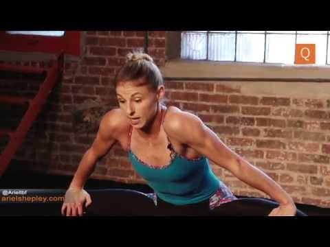 The Dancer's Agility Workout With Ariel: 20 Minutes