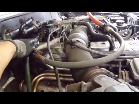 1994 Toyota Land Cruiser Heater Core Cleaning Heater Not
