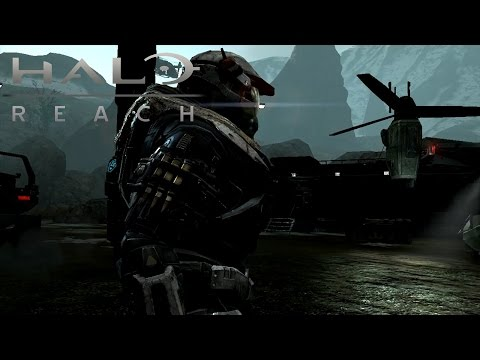 Halo: Reach Campaign Funny Moments - Winter Contingency, Marine Betrayals, and Falcon Madness!