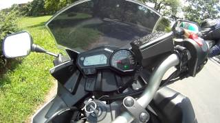 exhaust mod for YAMAHA FZ6R ( SOUND AND REVS )