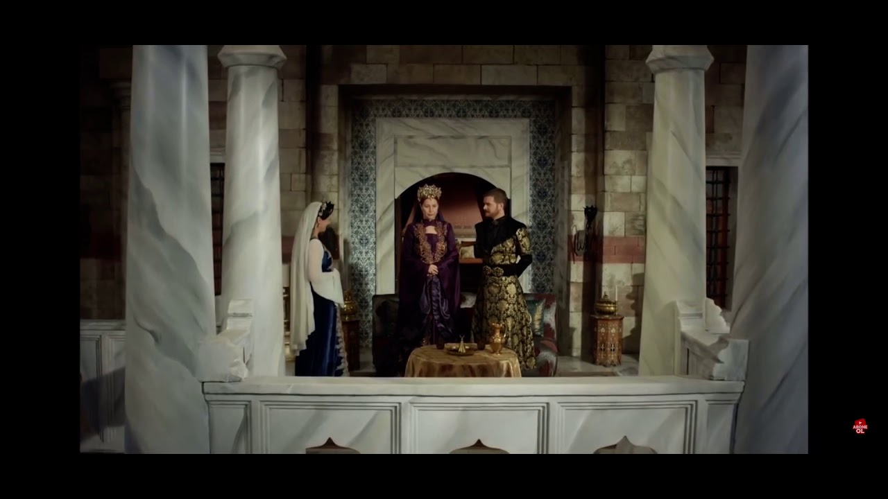 الأمير سليم يحرج عمته السلطانة فاطمة