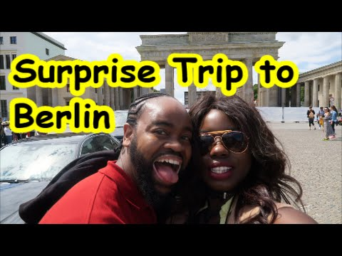 MISSY | MY HUSBAND`S SURPRISE TRIP TO BERLIN #VLOG 5