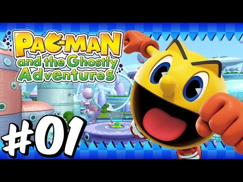 Pac-Man And The Ghostly Adventures (PC/Steam) | REDO | Part 1