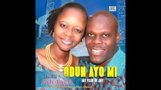 ODUN AYO MI (My year of Joy). Released 2010.