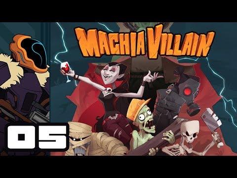 Let's Play MachiaVillain - PC Gameplay Part 5 - Routine