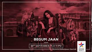 Select Screening of Begum Jaan