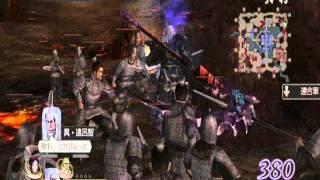 Musou Orochi Z - Orochi X - Kiyomori Taira - Daji gameplay part 1/2