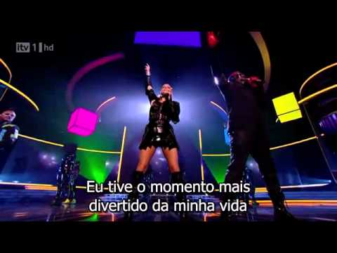 The Time (Dirty Bit) - Black Eyed Peas (AO VIVO Legendado PT-BR)
