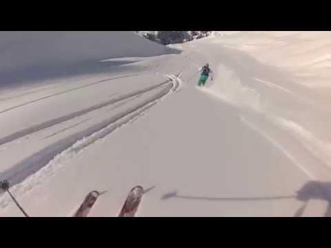Vous ne partez pas au sport d'hiver ?