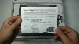 Unitronics Vision V1040-T20B Sterownik Programowalny PLC HMI
