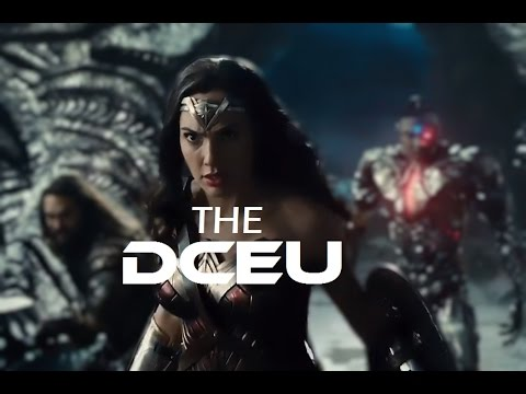 The DC Extended Universe Tribute