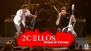 2CELLOS - Welcome To The Jungle [Live at Arena di Verona]