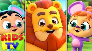 Kids Tv Nursery Rhymes & Baby Song | Children's Music | Baby Cartoon