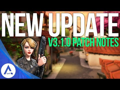 Fortnite: Update 3.1.0 Patch Notes - Lucky Landing, Hunting Rifle, Dragonfire, Brave Beginning