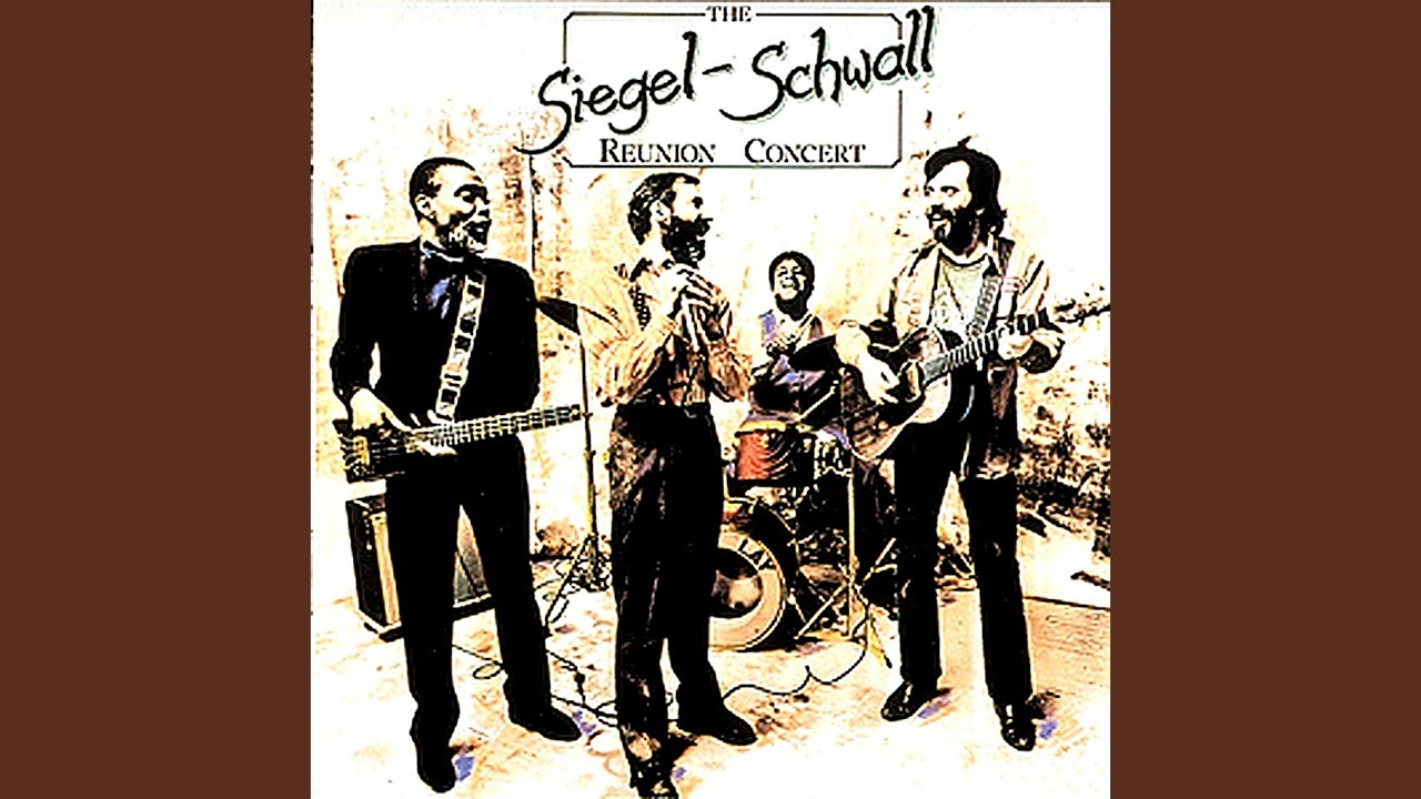 The Siegel-Schwall Band - I Think It Was The Wine