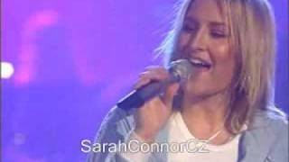 Sarah Connor- In My House (live)