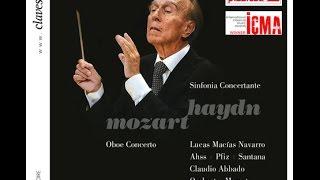(ICMA AWARD 2015) Claudio Abbado / L-M. Navarro: J.Haydn - Sinfonia Concertante / I. Allegro
