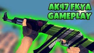 Critical ops - AK-47 - FKYA Gameplay